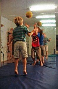 ADS Ballspiel Turnhalle
