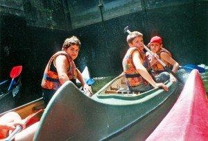 Ferienprogramm Kanu fahren