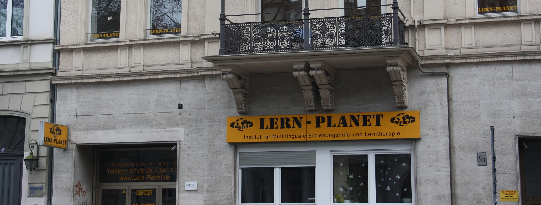 Über 25 Jahre Lern-Planet